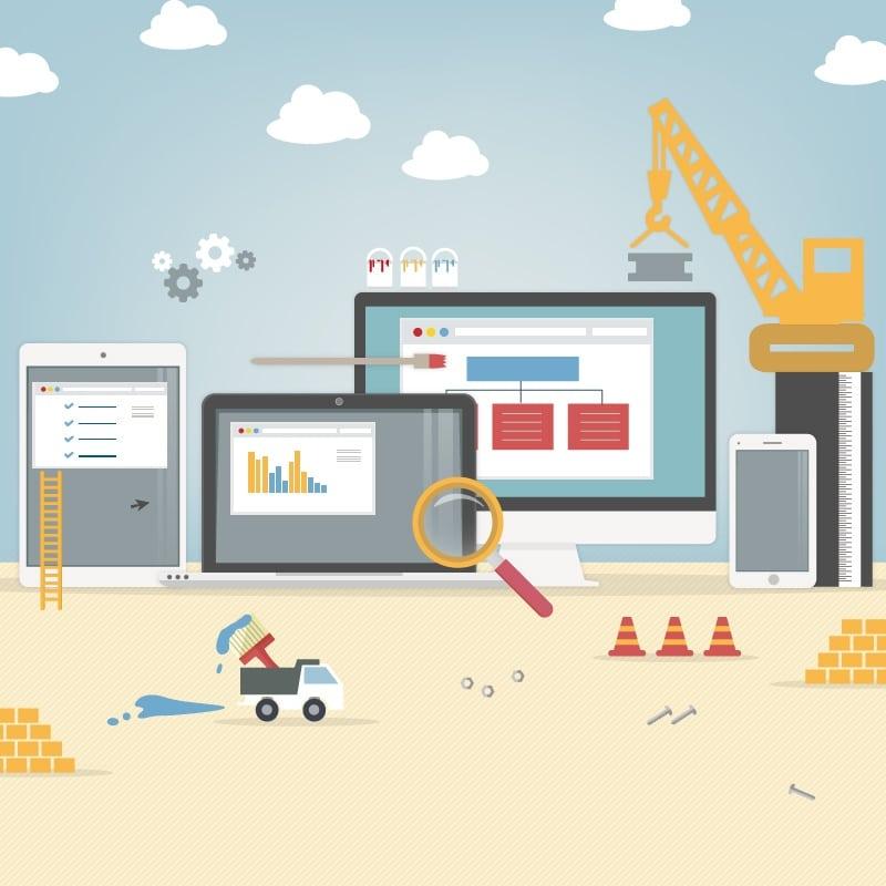 Webshop maintenance
