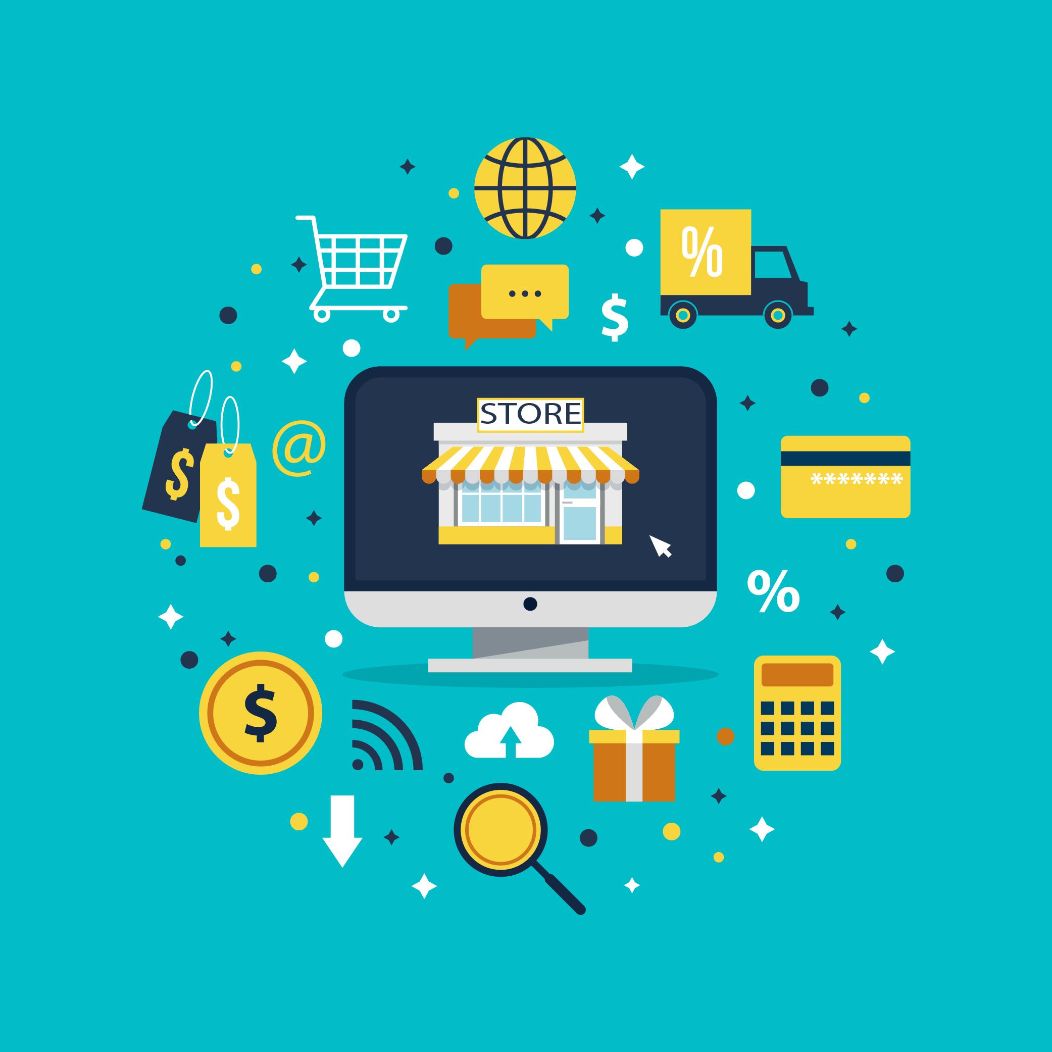 E-commerce concepts