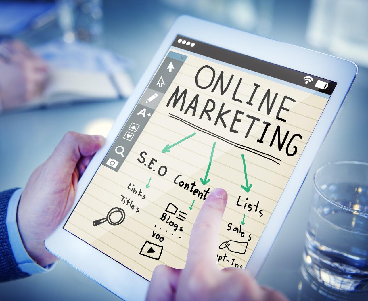 Online Marketing Solutions - webshop