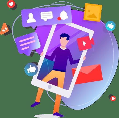 social media - youtube - social media manager
