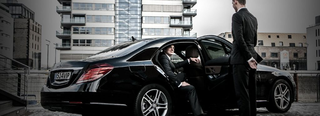 black limo service