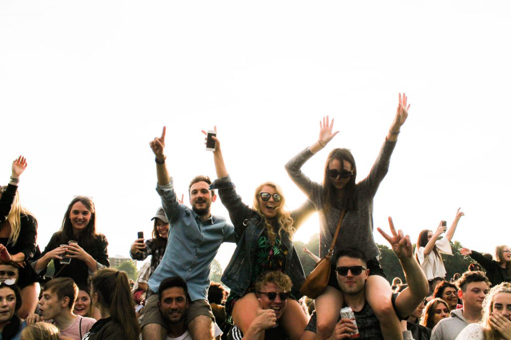 influencers to promote your party