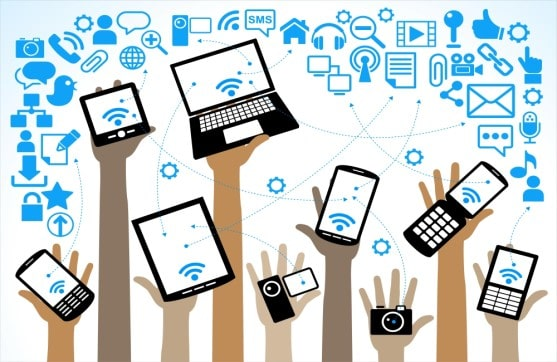 internet of things and voice search