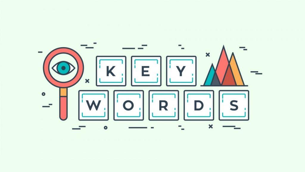 short tailed keywords