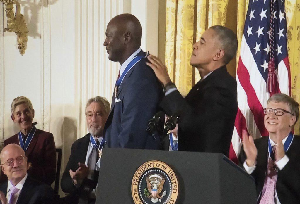 celebrity endorsement - Michael Jordan