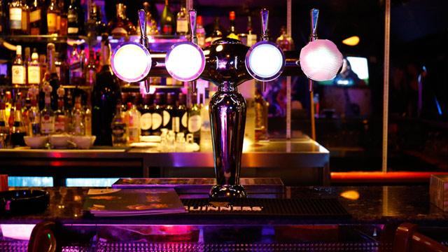 hire a photographer for a bar promotion