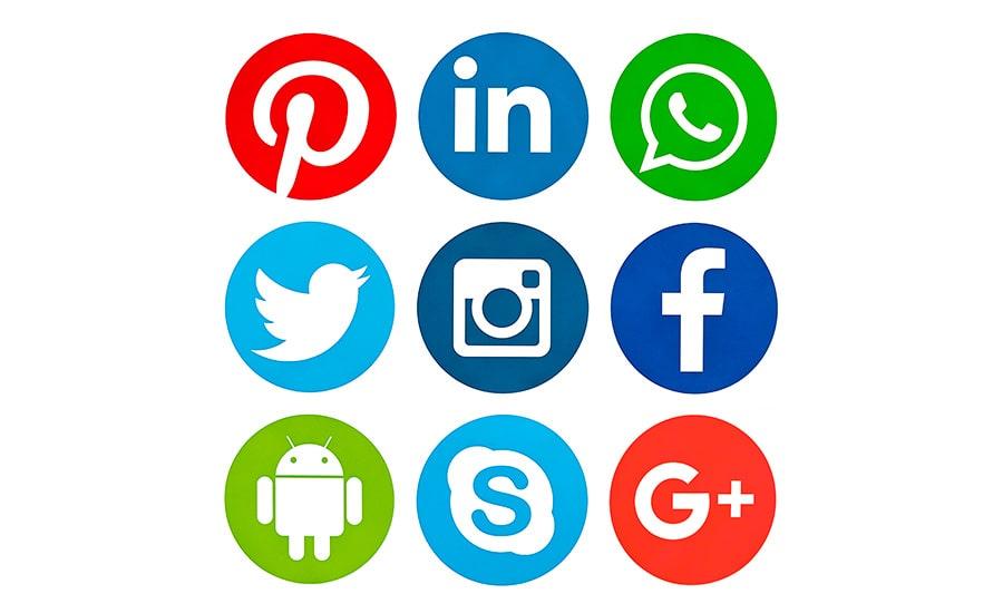 social media - min