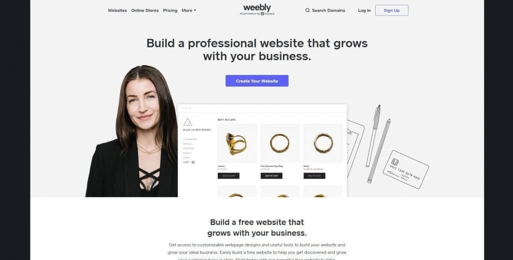 minimalist ecommerce design
