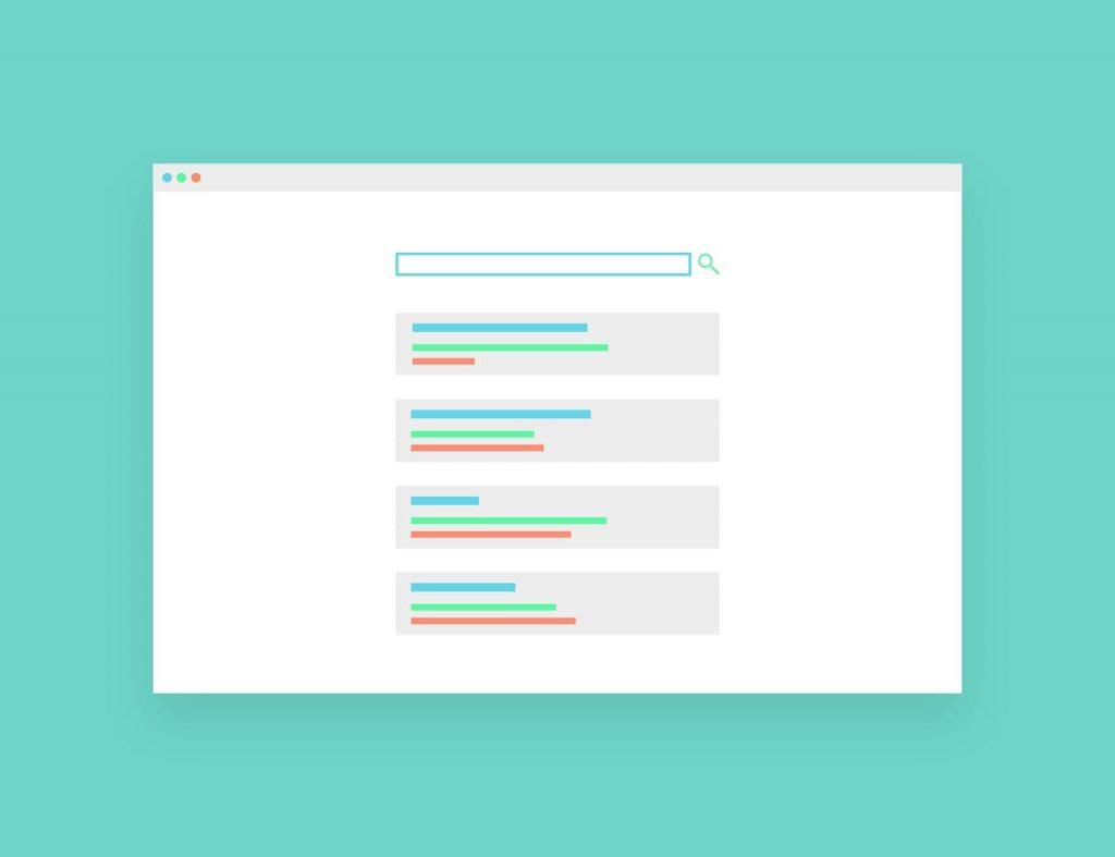 keywords in meta data