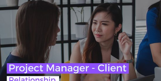 project manager and client relationship