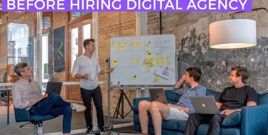 things to know before hiring a digital agency
