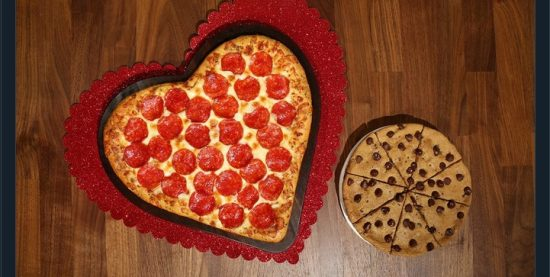 pizza hut marketing campaign for valentine day