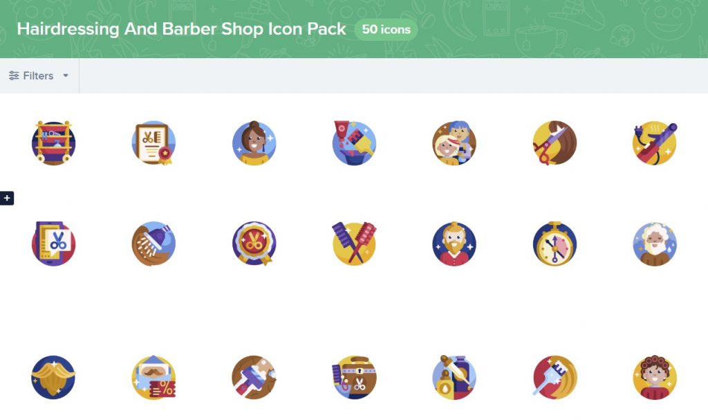icon pack for good graphic design