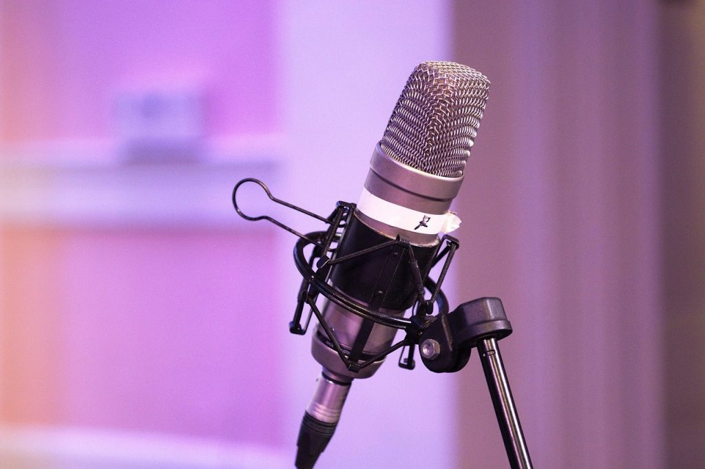 podcast for content marketing