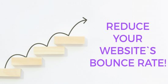 reduce website`s bounce rate - ways to reduce bounce rate