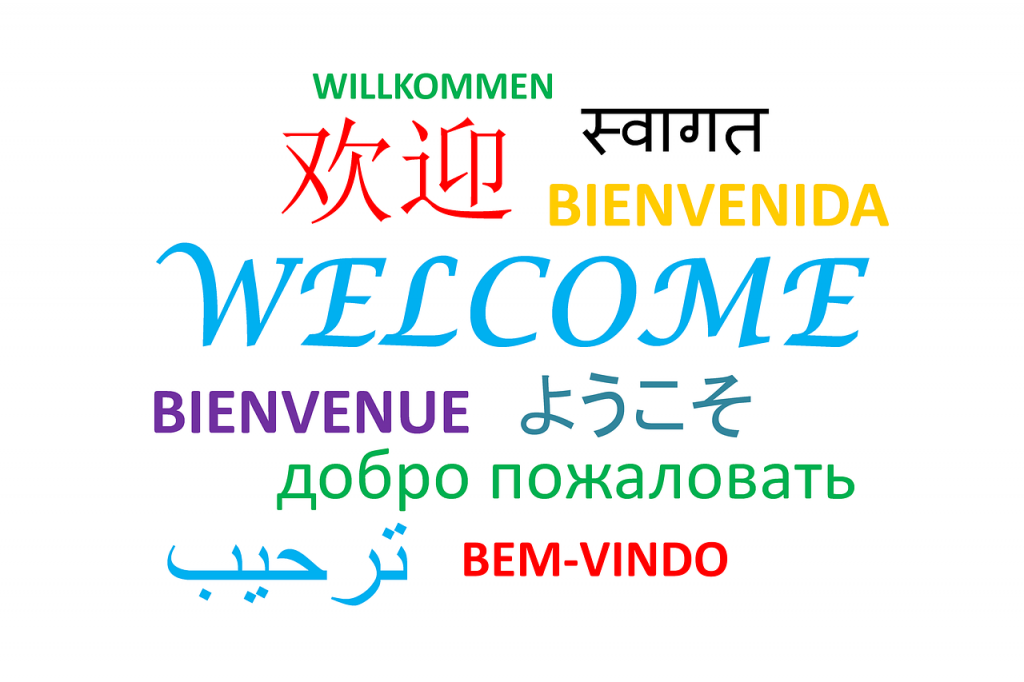 welcome more customers with multilingual website
