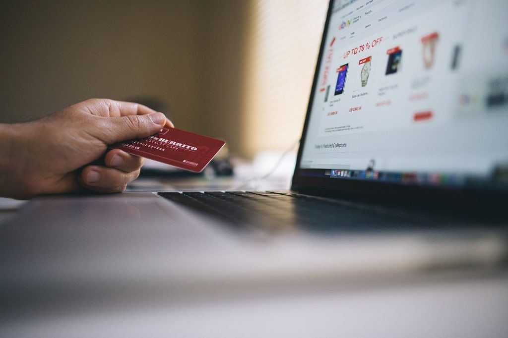 the evolution of internet users - buying online