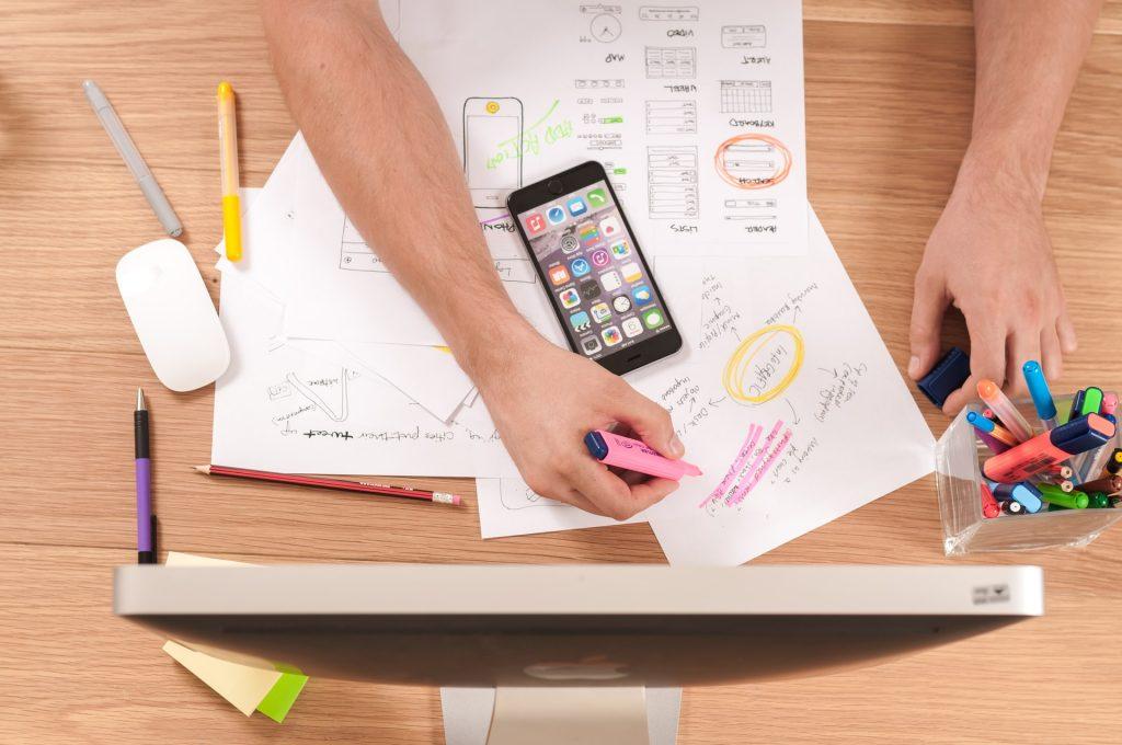 ux designer - ux designer at work