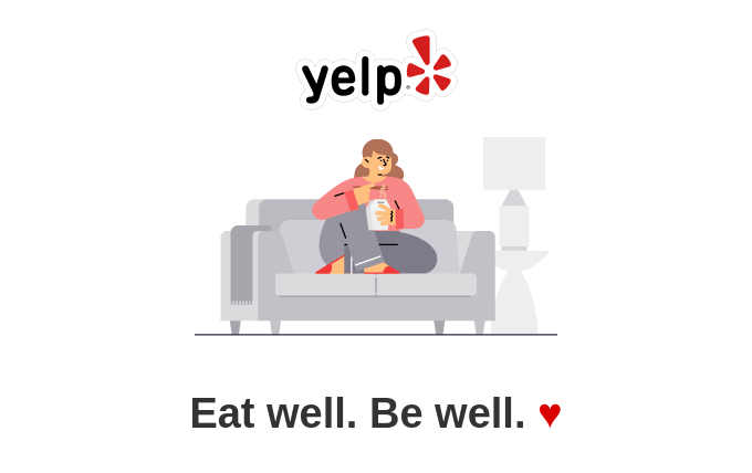 yelp email design - yelp email header design